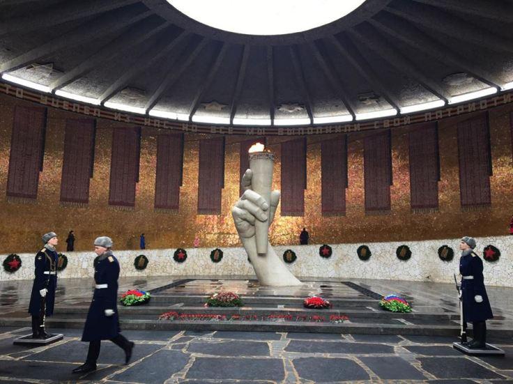 Mamayev Kurgan Memorial Complex